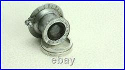 Leica Leitz Elmar 5cm f/3.5 No 475098 M39