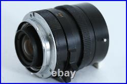 Leica Leitz Elmarit-M 28mm F2.8 with Filter #EL2066