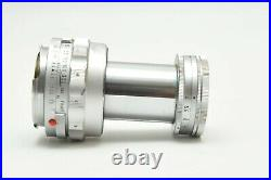 Leica Leitz M 90mm F4 9 CM Lens Made in Germany