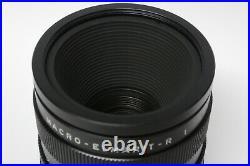 Leica / Leitz Macro Elmarit -R 2,8 / 60 mm Objektiv Germany incl. 14256