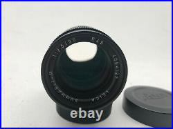 Leica Leitz Summarit-M 90mm F2.5 M bayonet auto iris lens