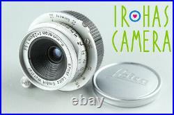 Leica Leitz Summaron 28mm F/5.6 Lens for Leica L39 #30722 C1