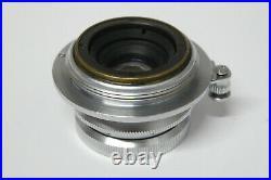 Leica / Leitz Summaron 3,5 / 35 mm M39 Objektiv gebraucht Germany 1220711