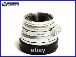 Leica Leitz Summaron M 35mm F/2.8 Lens Chrome EX