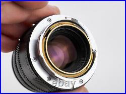 Leica Leitz Summicron-M 35mm f/2.0 King of Bokeh