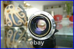 Leica Leitz Summicron M 35mm f/2 Bokeh V4 11310 Mint glass Exc+++ few as fine