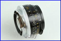 Leica Leitz Summilux 35mm F/1.4 Lens for Leica M #32411 C1
