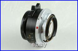 Leica Leitz Summilux 35mm F/1.4 Lens for Leica M #35722C2