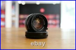 Leica Leitz Summilux M 35mm F/1.4 V1 1978 11870 Leica Store Nürnberg
