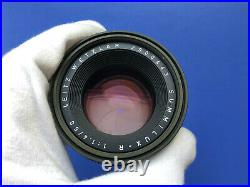 Leica / Leitz Summilux R 1,4 50mm, Safari