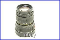 Leica Leitz Tele Elmarit Canada 2,8/ 90mm Leica-M, Black