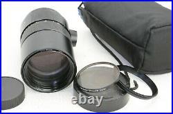 Leica Leitz Wetzlar Elmarit-R 180mm F/2.8 3-cam