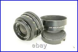 Leica Leitz Wetzlar Elmarit-R 35mm F/2.8 Objektiv
