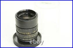 Leica Leitz Wetzlar Elmarit-R 90mm F/2.8