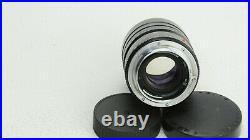 Leica Leitz Wetzlar Elmarit-R 90mm F/2.8, 3cam