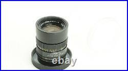Leica Leitz Wetzlar Elmarit-R 90mm F/2.8 Objektiv