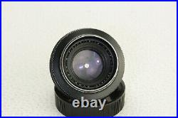 Leica Leitz Wetzlar Summicron-R 50mm F/2