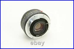 Leica Leitz Wetzlar Summicron-R 50mm F/2 Objektiv
