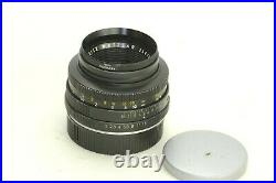 Leica Leitz Wetzlar Summicron -R 50mm f 2, Leica R, 2 cam
