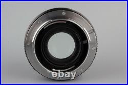 Leica Leitz Wetzlar Summicron R 50mm f/2 f2 MF Germany Lens Fr Leica R Mount #57