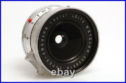 Leica Leitz Wetzlar Super-Angulon 3,4/21 mm M-Bajonett #2035519