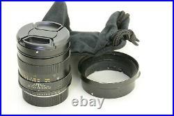 Leica Leitz Wetzlar macro Elmarit-R 60mm f/2.8 3cam