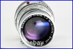 Leica Leitz summicron 50mm F2.0 Rigid nice condition