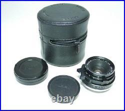 Leica M Summicron 2/35 Leitz Germany Objektiv An-Verkauf ff-shop24
