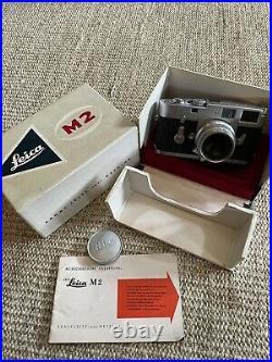 Leica M2 & Leitz Summaron 35mm f2.8