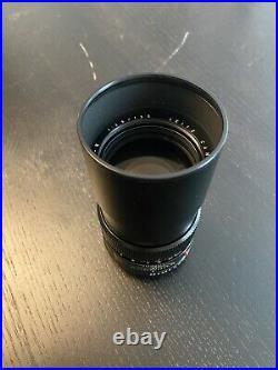 Leica R 135mm F2.8 Leitz Elmarit 3 CAM Lens 135/2.8