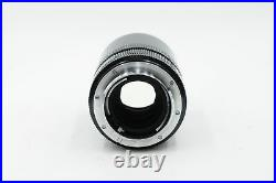 Leica R 135mm F2.8 Leitz Elmarit 3 CAM Lens 135/2.8 Canada #285