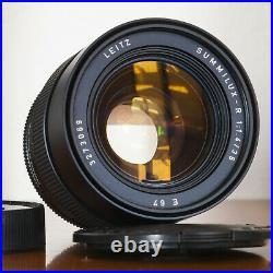 Leica Summilux R 35mm 1,4 Leitz E67 like new summicron elmarit