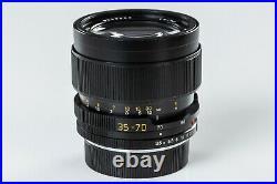 Leica Vario-Elmar-R 13,5 35-70mm E60 Leitz Objektiv # 11244