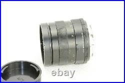 Leica leitz wetzlar Marco Elmarit-R 12,8 / 60mm, 3cam