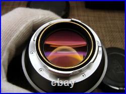 Leitz 11821 Leica Noctilux-M 11/50mm E60 1a Sammlerstück/ boxed OVP