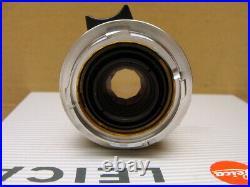 Leitz Canada Leica Summicron-M 12/35mm black 1a Sammlerstück RAR