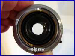 Leitz Canada Leica Summicron-M 2/35mm V II Serviced 2018/ Hood Box