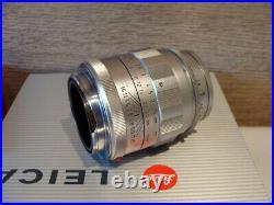 Leitz Canada Leica Tele Elmarit- M 2.8/90mm RARE 1st FAT VERSION OVP