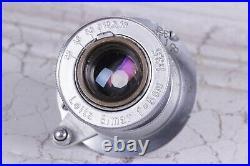 Leitz Elmar 3.5/50 mm RF M39 Lens LEICA Zeiss Eleitz Wetzlar