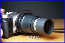 Leitz Hektor f2.5 85mm für Canon, Nikon, Sony, Fuji. Bokeh lens