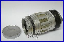 Leitz / Leica Elmarit M 2,8 / 90 mm Objektiv Made in Germany 1917157