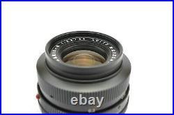 Leitz Leica Elmarit-R Lens 2,8 / 35 mm Weitwinkel Objektiv 1 CAM Wide Angle f36