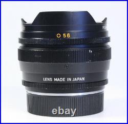 Leitz Leica Fisheye-Elmarit-R 16mm / 12.8 3CAM, mit 1 Jahr Gewährleistung