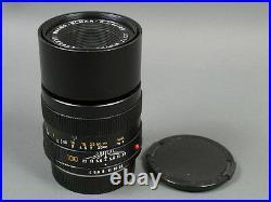 Leitz Leica MACRO-ELMAR-R 100mm 14 3-cam f R3-R7(R8/9) + SL/SL2 Made in Germany