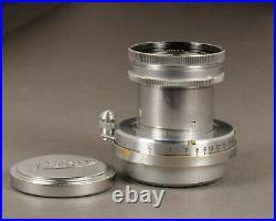 Leitz Leica Summar 5cm 50mm f2 LTM Lens, Beautiful Glass, Used on M10 & Film