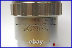 Leitz / Leica Summicron 2,0 / 90 mm M Objektiv 2068621