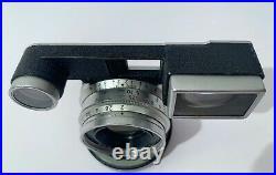 Leitz / Leica Summicron 35mm F2 8 Elements + Hood (Made In Wetzlar)