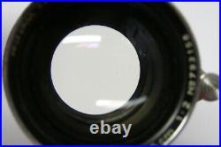 Leitz / Leica Summitar 2,0 / 5 cm M39 Objektiv 793158 für Schraub Leicas