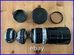 Leitz / Leica Telyt 14/200 incl. M and R adapters