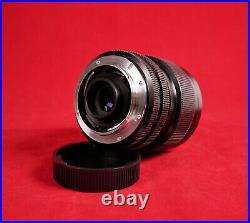 Leitz Leica Vario Elmar-R 35 70 mm 13,5 LEICA R Objektiv 3 CAM Top Zustand